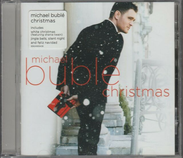 1 X CD....MICHAEL BUBLE CHRISTMAS