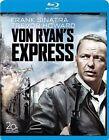 Von Ryan's Express With Frank Sinatra Blu-ray Region 1 024543835363