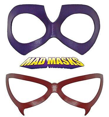 Mt Lady Midnight Boku No Hero Academia Cosplay Leather Masks Free Bonus Ebay It may be magic by silverain. mt lady midnight boku no hero academia cosplay leather masks free bonus ebay