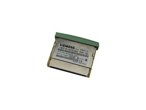 Siemens Simatic s7 Memory Card 6es7 951-0kf00-0aa0 6es7951-0kf00-0aa0 e2
