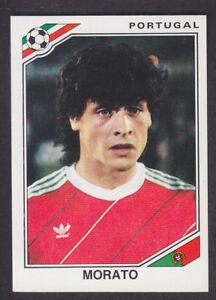 Panini-Mexico-86-World-Cup-388-Morato-Portugal
