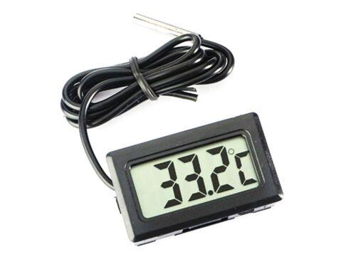 Piles LCD Digital pour Réfrigérateur Congélateur Température Thermomètre