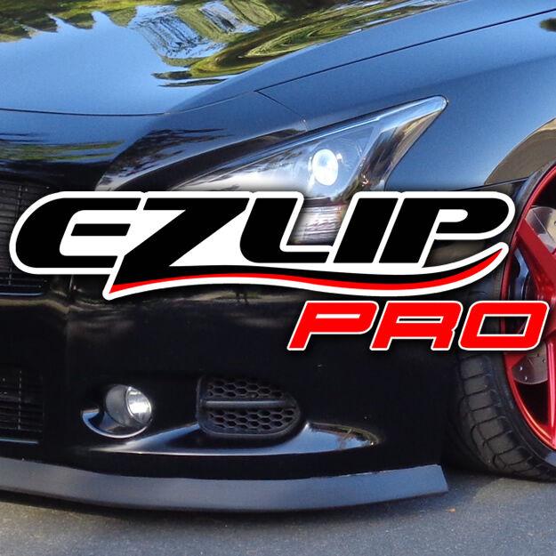 The Original EZ LIP PRO SPOILER SPLITTER BODY KIT AIR WING MERCEDES/BMW EZLIP