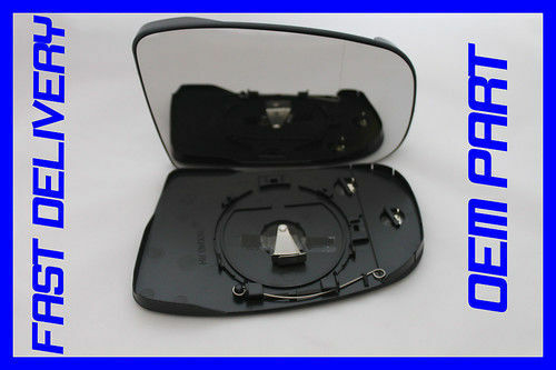 WING MIRROR GLASS HEATED WIDE ANGLE RIGHT MERCEDES S CLASS S350 S430 S430L 1998