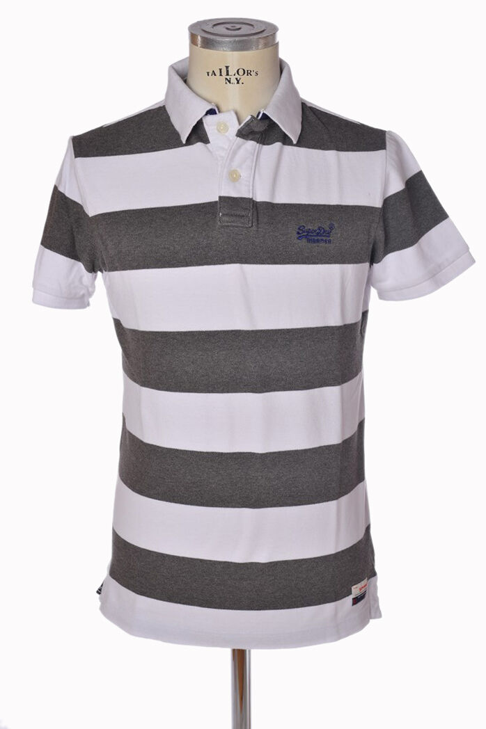Superdry  -  Polo - Männchen - Grey - 300727A184905