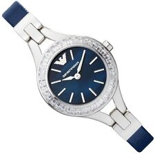 EMPORIO ARMANI Ladies Watch ar7330-NUOVO con certificato autenticità