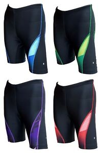 ACCLAIM Fitness Beijing Mens St Tropez Running Jogging Training Lycra Shorts