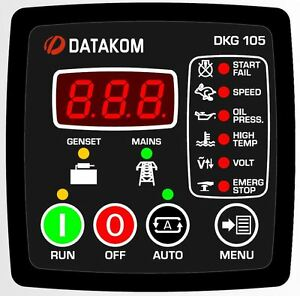 DATAKOM-DKG-105-AMF-Generator-Automatic-Mains-Failure-controller