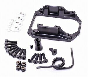 Hot-Bodies-D819rs-ENGINE-MOUNT-motor-aluminum-screws-204580-Buggy