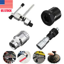 MTB Bike Repair Kit Tool Axis Extractor Freewheel Crankset Chain Breaker Opener