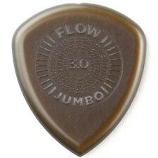 Dunlop Guitar Picks JUMBO FLOW Standard 3 Pack Primetone 3.0mm