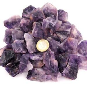 1-kg-Amethyst-Rohsteine-je-25-50-mm-aus-Namibia-Wassersteine-Heilsteine