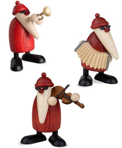 Björn Köhler Musiker Band Neuheit 2019 Weihnachtsmann Geige Akkordeon Trompete