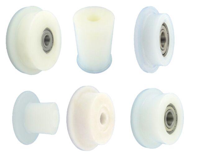 Cornat Ersatzrolle für WC Papierhalter schwarz