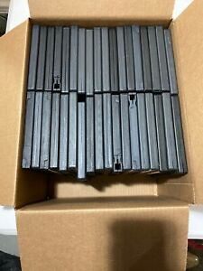 36-DVD-Cases-Black-Pre-owned