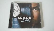 CUTEE B STYLE - CD ALBUM