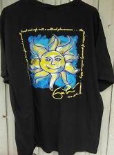 Hard Rock Cafe Signature Series New York Eric Clapton T Shirt XL Guitar XX