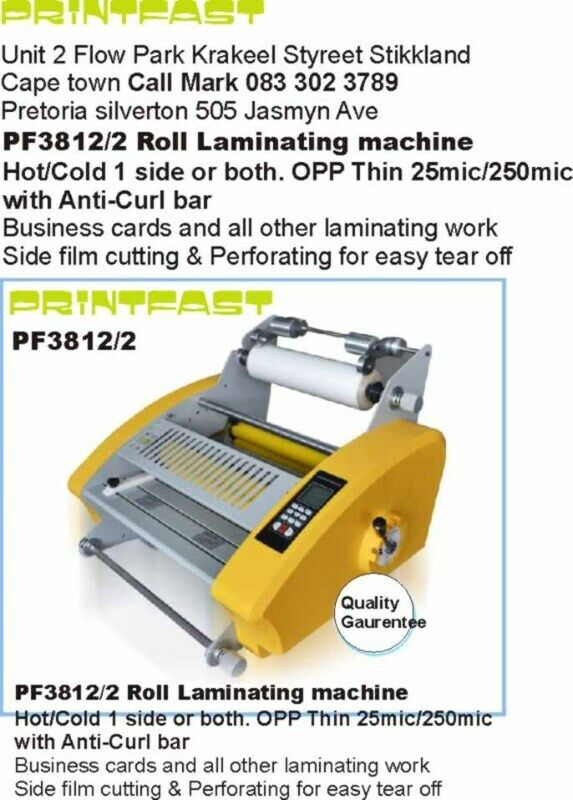 Electric Perforating machine for Invoice books A3+