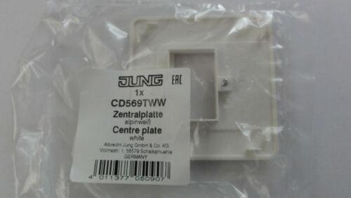 Lspr+Cat6+CDplus Jung CD569 TWW Abdeckung TAE