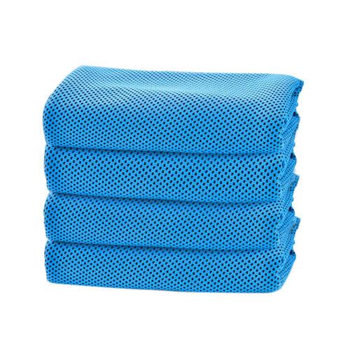 Atmung Aktives Eis Tuch Saugfähige Schnell Tro Y9H7 4Er Pack Kühl Tuch Weiches