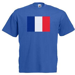 France-French-Flag-Children-039-s-Kids-T-Shirt