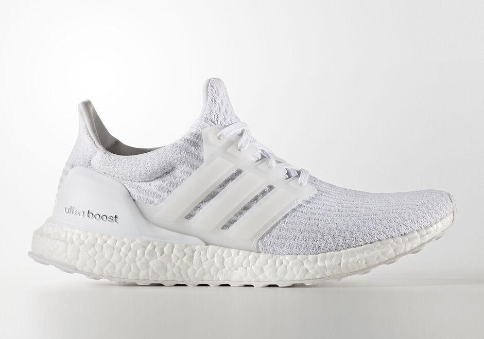 Adidas bianco ultra impulso bianco Adidas triplo white 3,0 Uomo ba8841 dimensioni: 7 - 13 7f7c4e