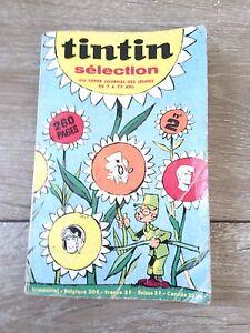 tintin-selection-no-2-1968-dan-cooper-ric-hochet-chlorophylle-RARE