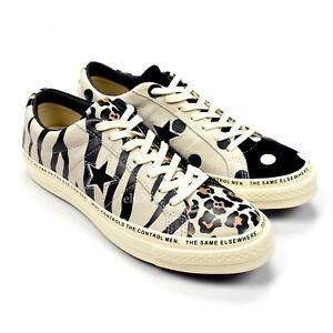 e6714b1118 NWT Brain Dead Converse One Star OX Animal Polka Dot Men's Sneakers ...