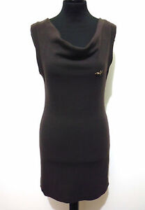 newest b14cb 4b2b6 Details about Liu Jo Woman Dress Wool Rayon Elegance Wool Woman Dress SZ.S  - 40