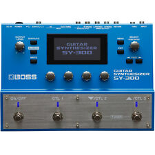 Boss SY-300 Advanced Guitar Synth , New!