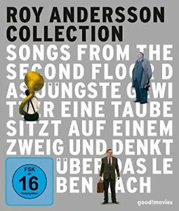 Various-Roy-Andersson-Collection-Trilogy-Blu-Ray-3-Disc-Box-Set-Songs