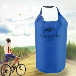 Portable 5/10/20L Waterproof Bag Storage Dry Bag for Rafting Sport Equipment ZM