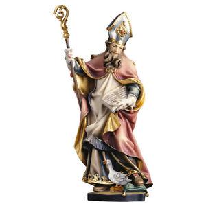 ESTATUA-Estatua-de-San-Martin-con-ganso