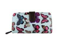 Miss Lulu Women's Designer Oilcloth Owl Spot Polka Dots Folded Zip Wallet Pur...