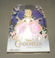 Disney Cinderella Fairy Godmother Doll 12 2015 Movie Figure