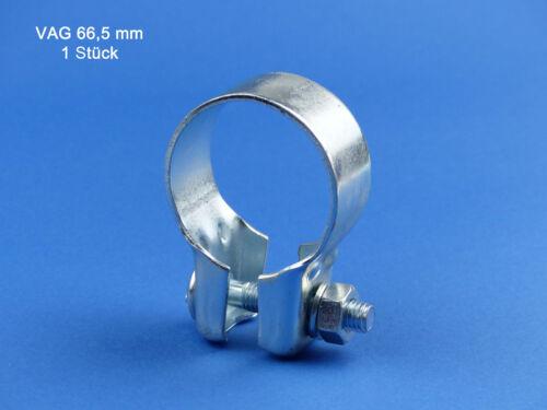 Breitbandschelle Ø66,5mm 1 Stück