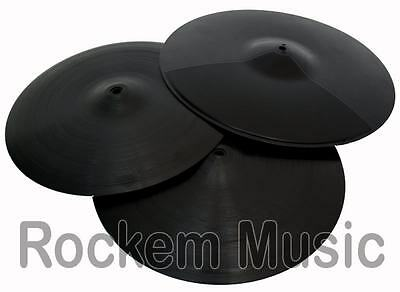 Stagg Plastic Practice Cymbal Set