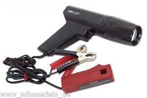 Zündlichtpistole Kfz Auto Stroboskoplampe Blitzpistole Blitzlampe Stroboskop