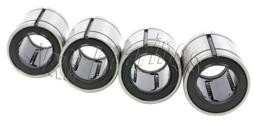 4 LME8 Linear Motion 8mm Ball Bearing//Bushing LME-8 AJ