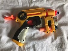 Nerf N-Strike Nite Finder EX  Pull Back Pistol Dart Gun w/ Laser Sight