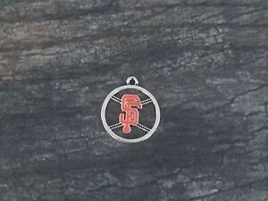 SF-Giants-Charm-for-Jewelry-Bracelets-Necklaces-Crafts-Baseball-charms-USA