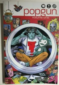 POPGUN volume one (2006) Image Comics TPB FINE- 1st