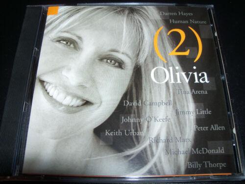 1 of 1 - Olivia Newton John (2) Duets CD Ft Keith Urban Darren Hayes Tina Arena Billy Tho