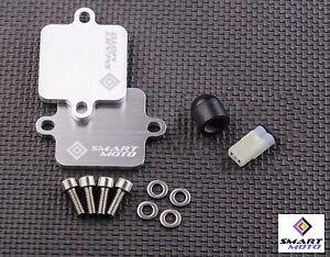 PAIR-AIS-Valve-Eliminator-with-SMOG-block-off-plates-Yamaha-MT-10