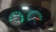 WHITE HONDA DEAUVILLE NTV 650 led dash clock conversion kit lightenUPgrade