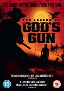 The Legend Of Gods Pistola DVD Nuovo DVD (101FILMS022)