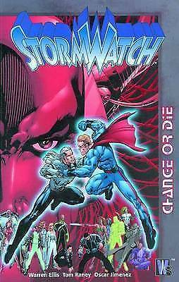 Stormwatch: Change or Die by Warren Ellis (Paperback, 1998) < 156389534X