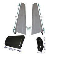 Gmc Sierra 3 Door 1999-2006 Rocker Panels And Cab Corners