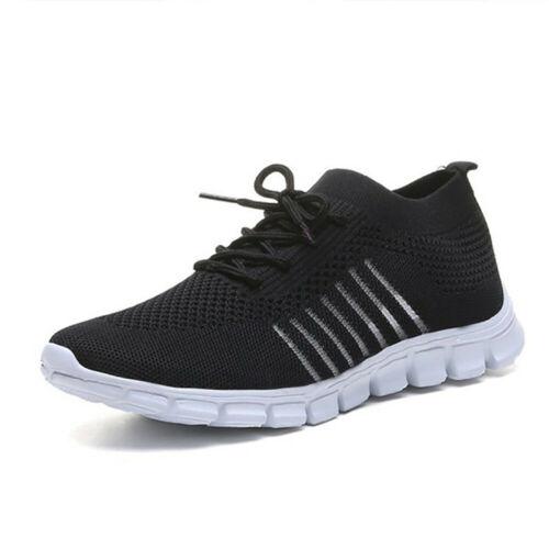 Women Lace Up Breathable Trainers Sneakers Ladies Sport Running Comfy # shoes