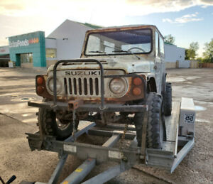 Rare LJ80 -V  FOR SALE ... only one I can find in all of Canada!